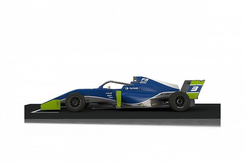 Tatuus F3 Car Could Race In Europe Under Fia Regional F3 Concept