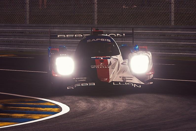 Rebellion take flag at Le Mans Virtual, Porsche win GTE