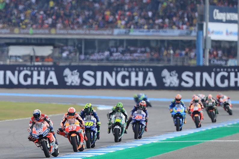 Draft MotoGP calendar details multiple changes, including