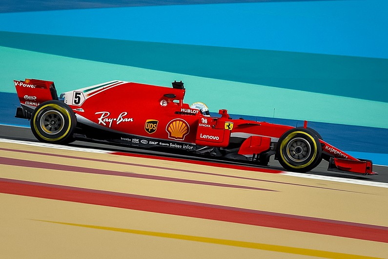 What the 2018 F1 cars would look like without the halo - F1
