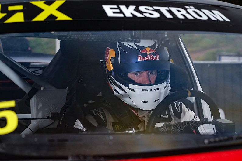 Ekstrom to continue with KYB Team JC in Riga WRX round - Motor Informed