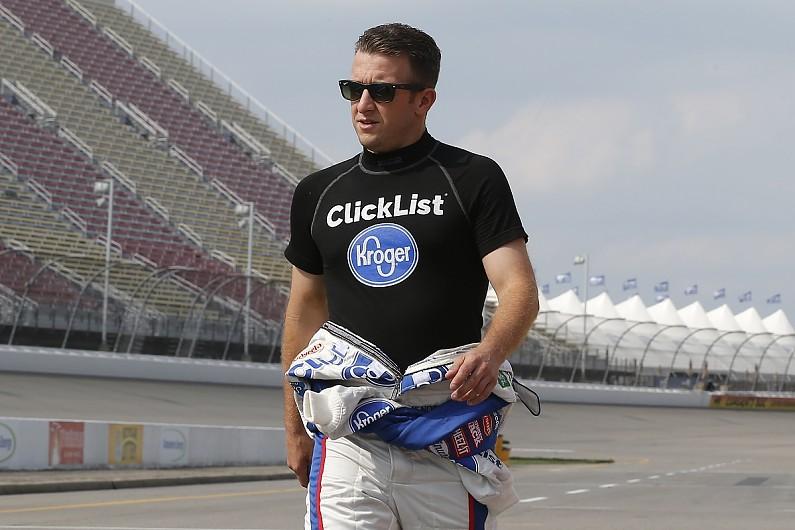 AJ Allmendinger to lose JTG Daugherty NASCAR Cup seat after 2018 - NASCAR - Auto...