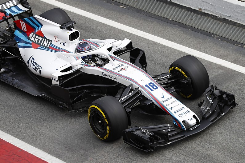 Williams\'s Formula 1 sponsorship deal with Martini to end after 2018 ...