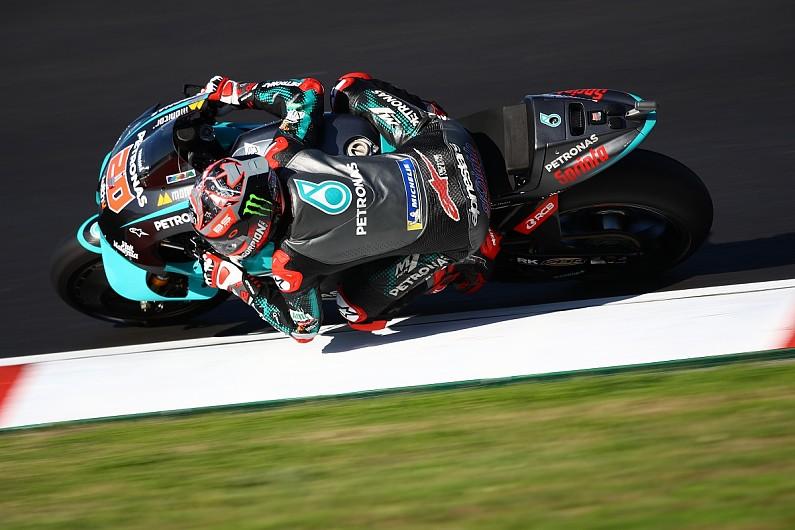 "Quartararo says Portimao is the ""most difficult"" MotoGP track - Motor Informed"