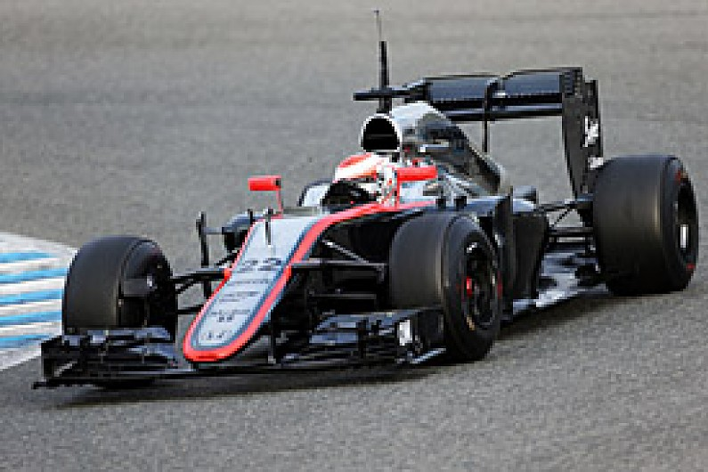 McLaren-Honda 2015 F1 car features all-new technology - Ron Dennis ...