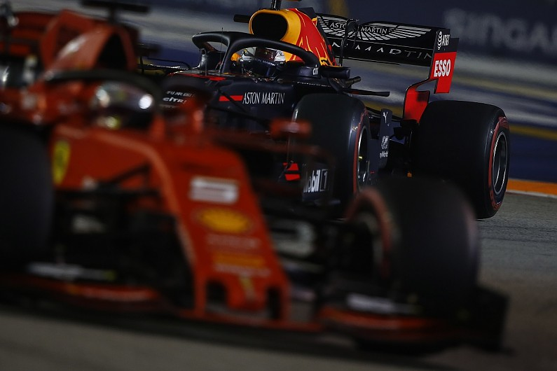 Video: The dent to Red Bull's confidence before Honda's home F1 GP