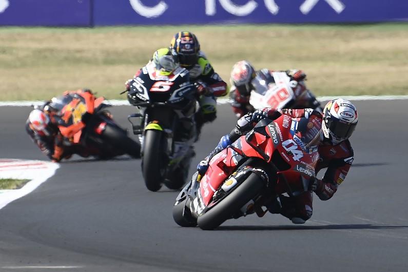 MotoGP riders react to Misano radio warning system test - Motor Informed