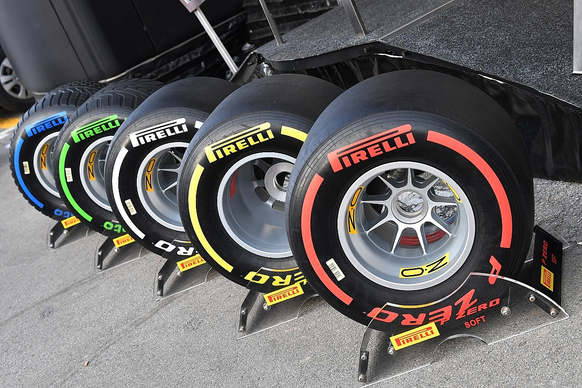 Pirelli Reveals Performance Gaps Between 2019 Formula 1 Tyre Types F1 Autosport