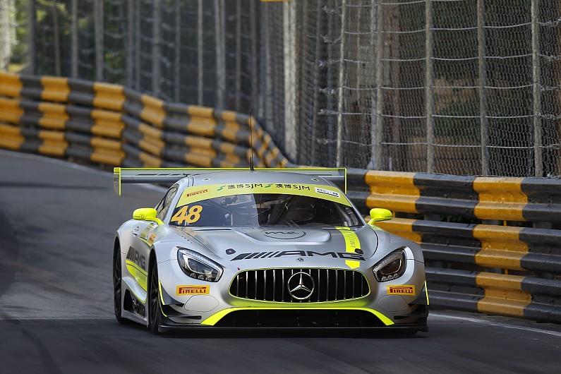 Macau FIA GT World Cup: Mortara leads all-Mercedes top four - GT
