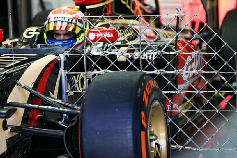 Formula 1 S 2014 Pre Season Testing Sensors Explained F1