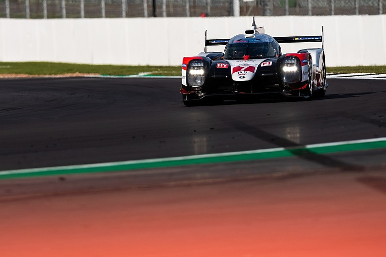 Silverstone WEC: Toyota locks out front row for 2019/20 opener