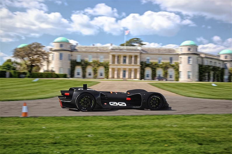 Festival Of Speed >> Roborace Car To Run At Goodwood Festival Of Speed Formula