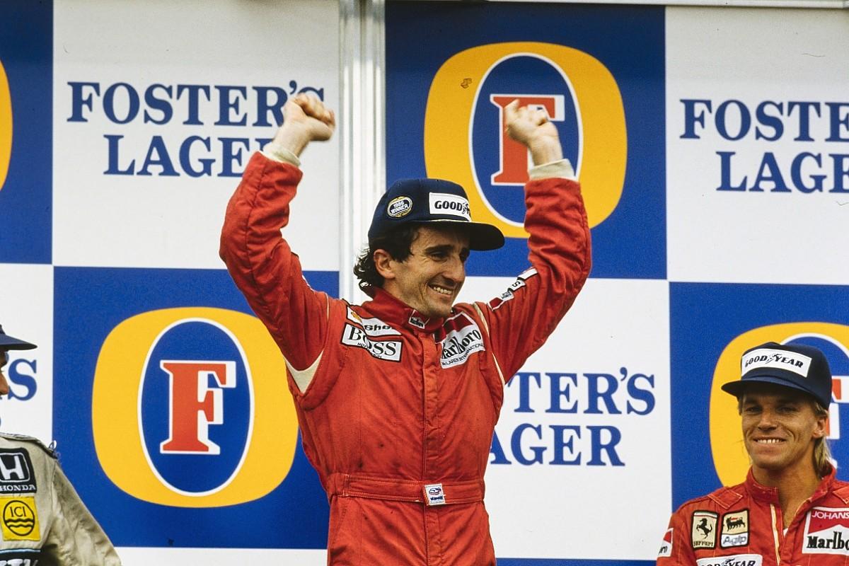 Grand Prix Gold: Australian GP 1986