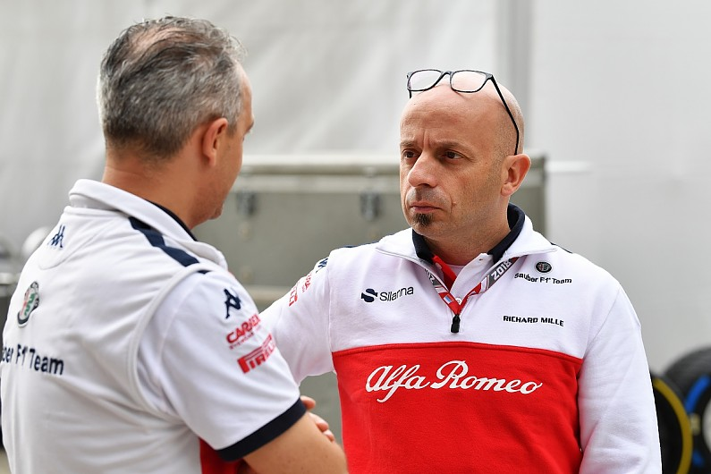 Alfa Romeo F1 technical boss Resta to leave and rejoin Ferrari