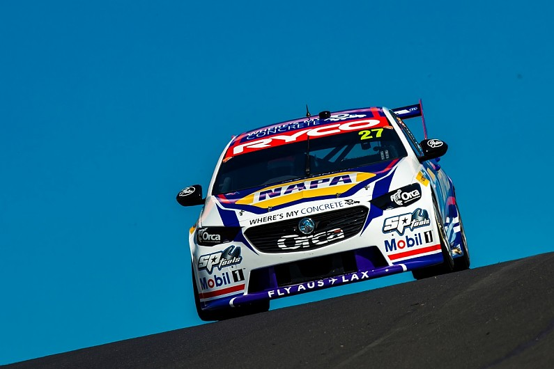 Penske reluctant to run IndyCar drivers at Bathurst like Andretti