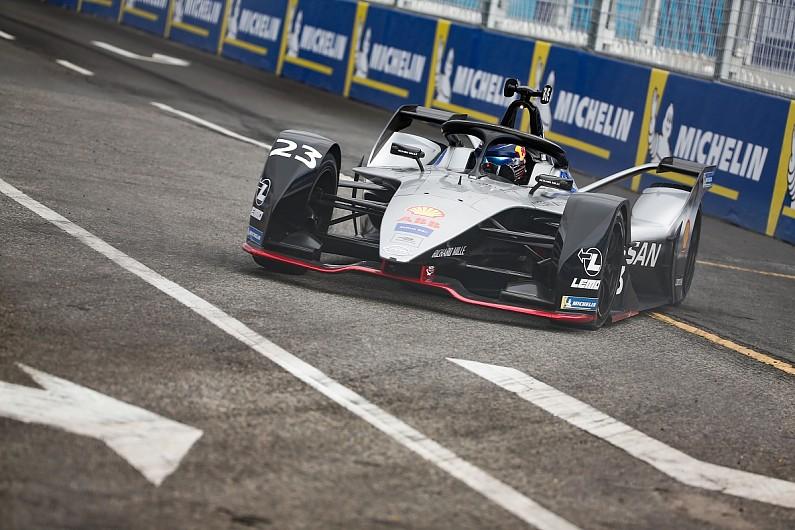 Sanya FE: Nissan's Sebastien Buemi tops practice after late crash