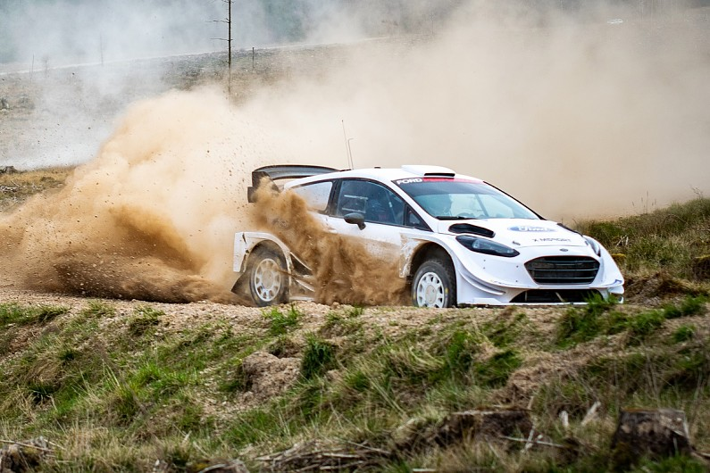 Video: Behind the scenes at M-Sport's Argentina and Chile WRC test