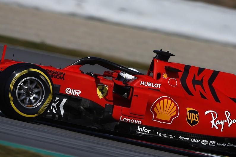 Ferrari F1 Team Removes Mission Winnow Branding For Australian Gp F1 Autosport