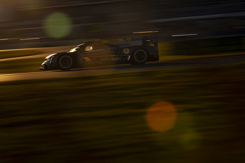 Daytona 24 Hours: WTR woe returns lead to JDC with five hours to go