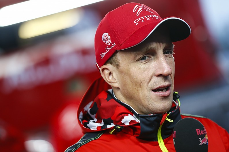 Share This Article On Facebook Twitter Linkedin Google Email Citroen Has Dropped Kris Meeke