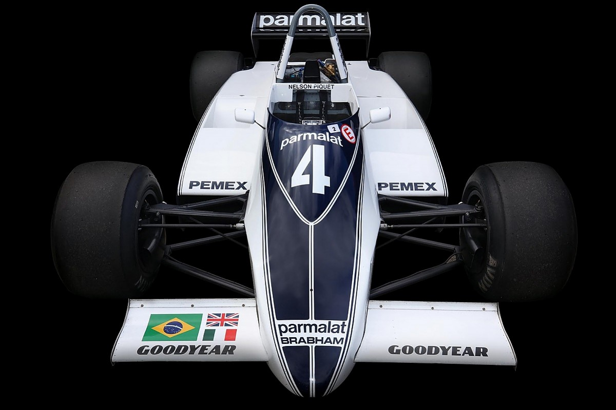 The car that revived Brabham as an F1 force - F1 - Autosport Plus