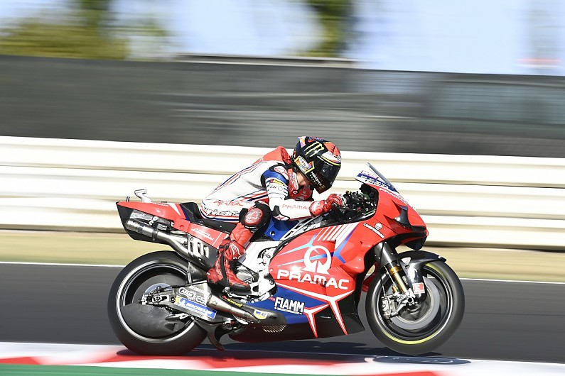 Emilia Romagna MotoGP: Vinales takes pole position after Bagnaia lap cancelled - Motor Informed