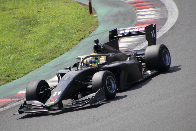 Super Formula approves the halo safety device for new SF19 2019 car