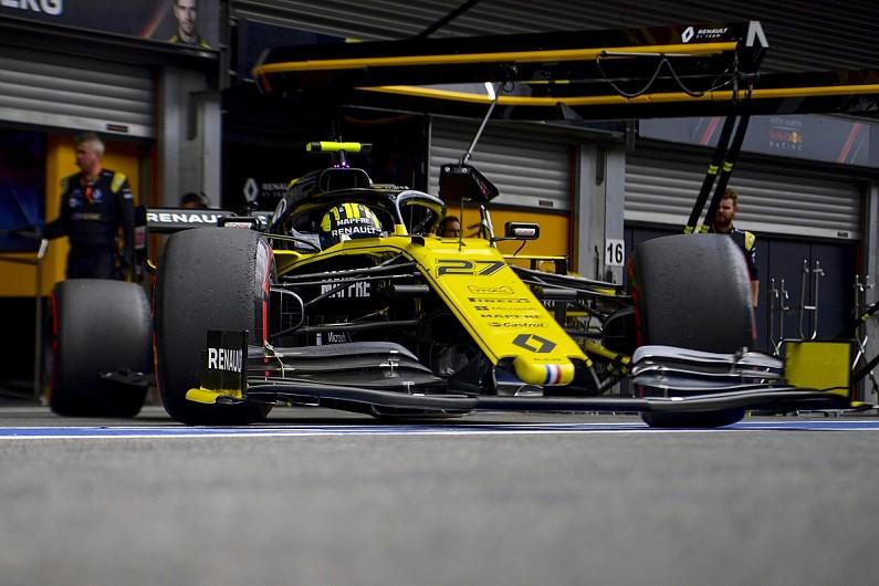 """Video: The """"bundle of factors"""" behind Hulkenberg's Renault F1 exit"""
