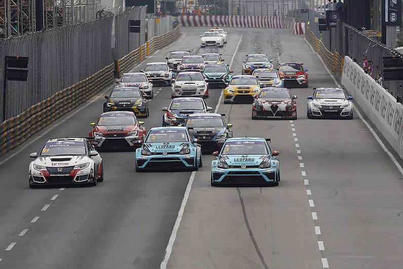 Macau Grand Prix 2017 >> Tcr And Macau Grand Prix Organisers In Row Other Autosport