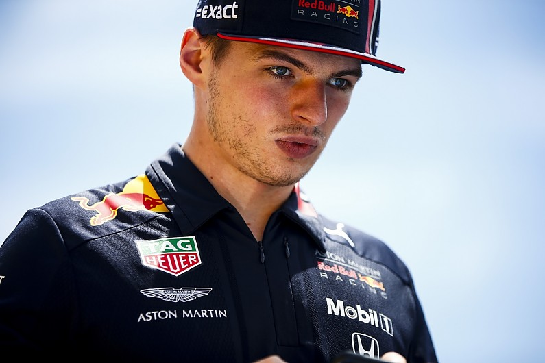 "Verstappen: Claims F1 cars aren't challenging enough are ""bull****"""