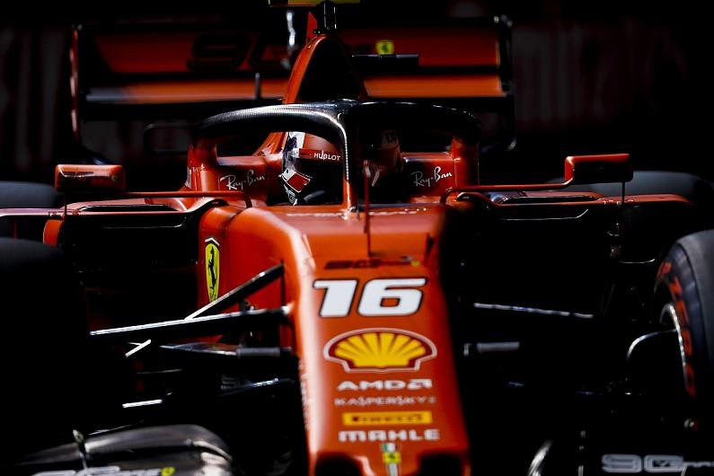 Ferrari's Leclerc stuns with Formula 1 pole position in Singapore