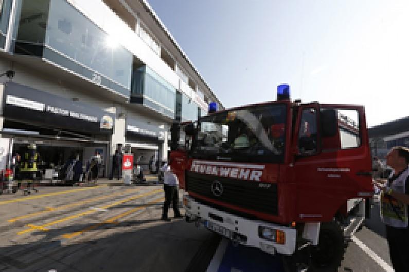 German GP: Williams's Nurburgring garage KERS issue not seen before