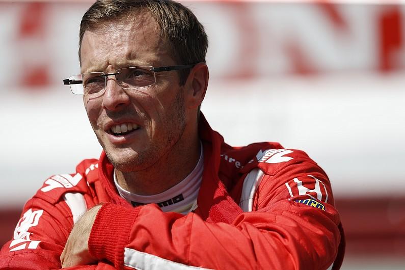[IndyCar] 医生准许波尔戴重返赛场