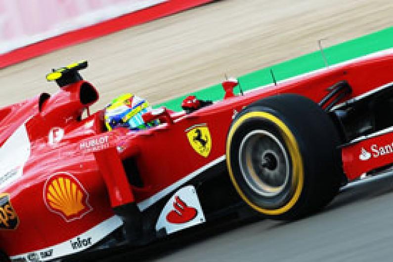 Felipe Massa accepts need to raise game to avoid F1 Ferrari axe