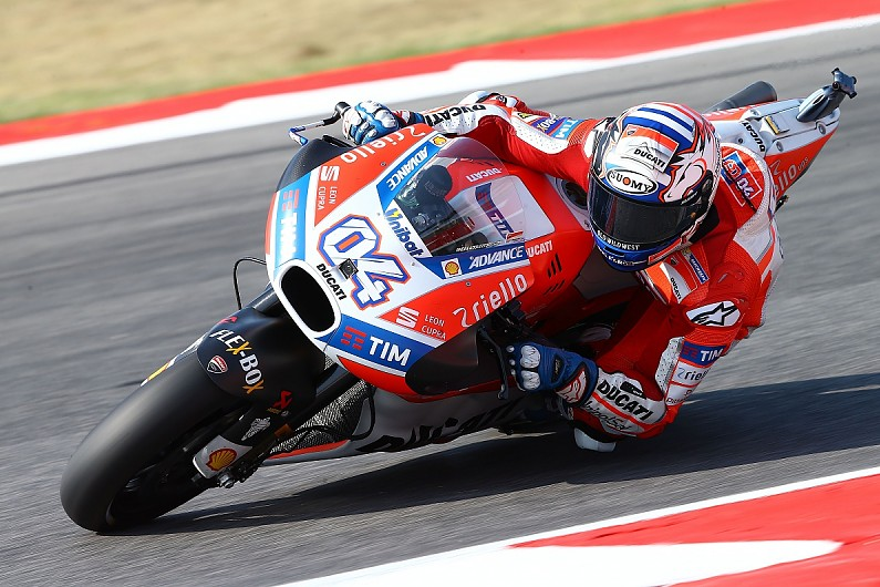 Andrea Dovizioso Backs Decision To Use Old Ducati Fairing Motogp Autosport