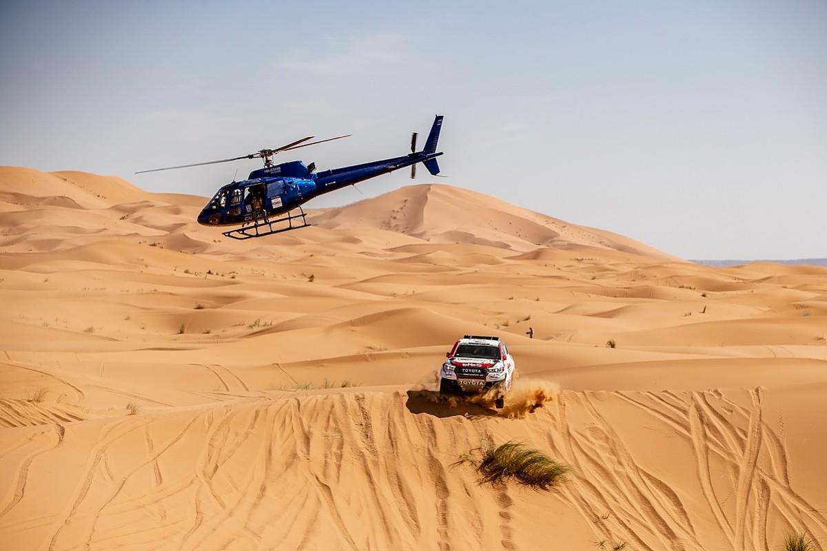 What Alonso learned from his best Dakar test yet - Dakar - Autosport Plus