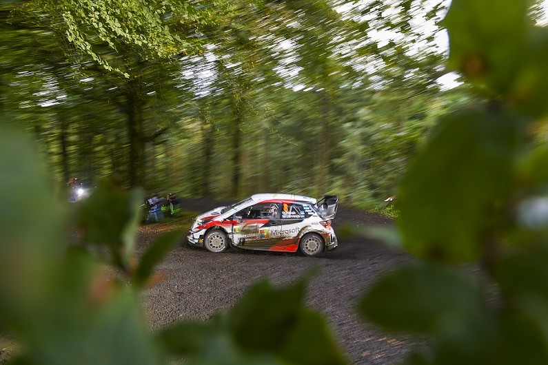 "Motorsport UK ""grateful"" for Rally GB slot on 2021 WRC calendar - Motor Informed"