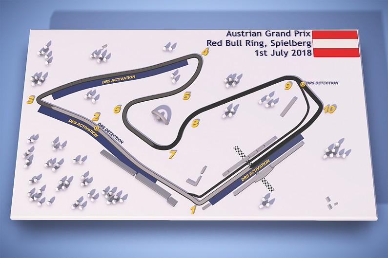 Video guide to the Austrian Grand Prix Formula 1 circuit - F1 ...