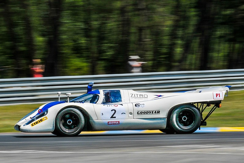 Peter Auto reveals 2020 historics calendar, Le Mans Classic date