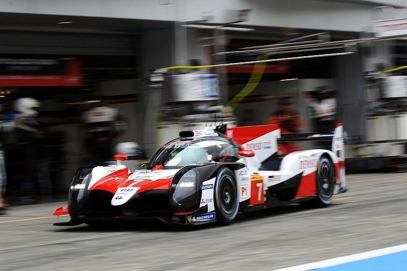 Fuji WEC: Alonso/Buemi track limits error hands sister Toyota pole