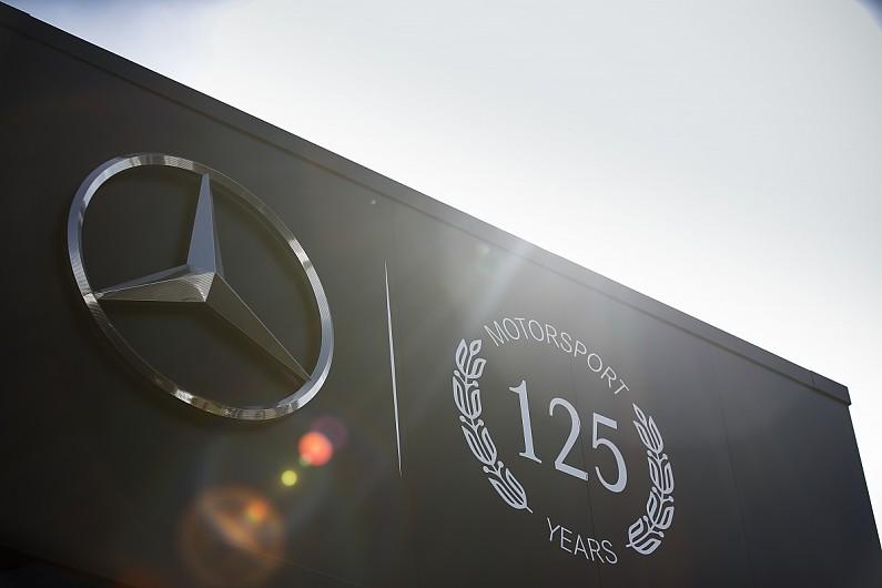 Mercedes outlines key changes to Formula 1 team's board