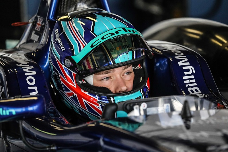Billy Monger headlines F3 test line-up, F1 juniors feature strongly