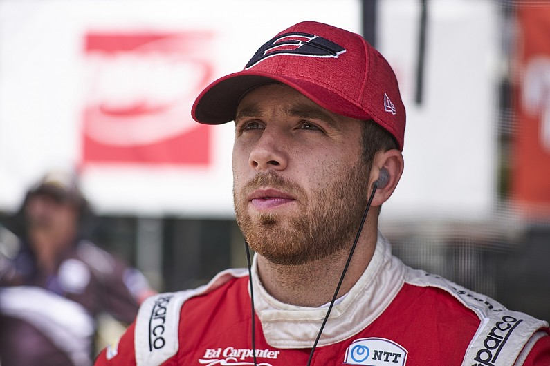 Ed Jones returns to IndyCar with Dale Coyne Racing with Vasser Sullivan