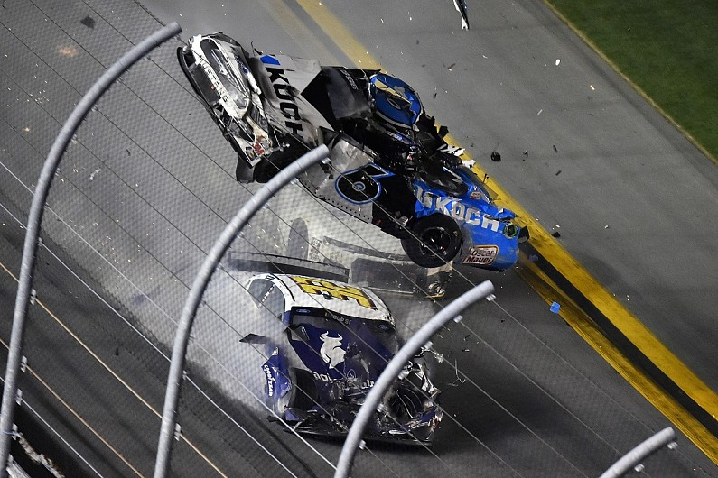 NASCAR Cup drivers react to Newman Daytona crash after his recovery