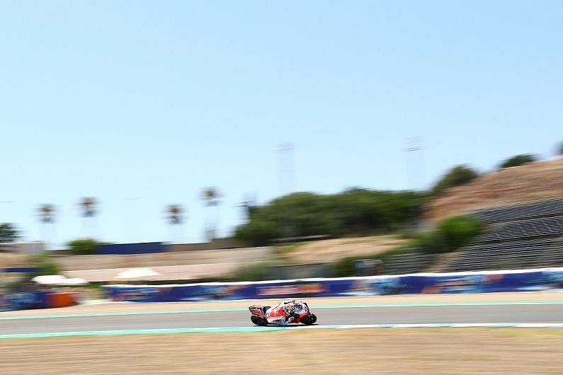 "Miller back to taking MotoGP title hopes ""race by race"" after Andalusian GP crash - Motor Informed"