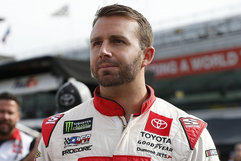 NASCAR lifeline for DiBenedetto at Wood Brothers as Menard retires