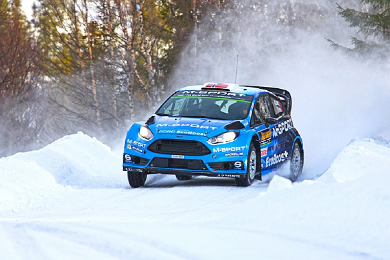 WRC Rally Sweden could be cancelled due to warm weather