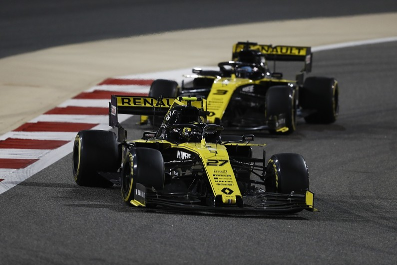 """Renault lacked """"force"""" to make most of £15m investment in F1 team"""