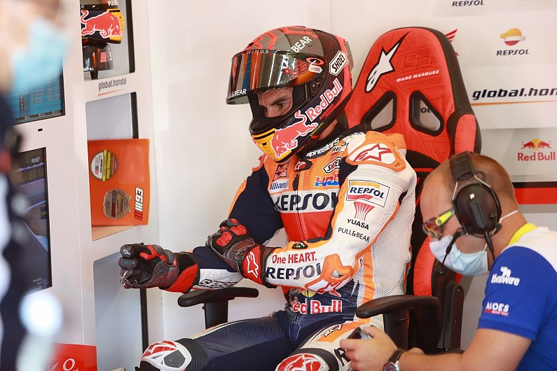 """Marquez """"never thought"""" MotoGP career was over during injury layoff - Motor Informed"""