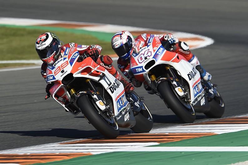 [MotoGP] 洛伦佐:无视车队指令是为了帮助多维西奥索